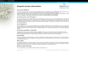 apps.brepolis.net