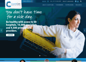 apps.countycarehealth.com