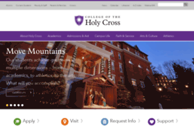 apps.holycross.edu