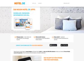 apps.hotel.de