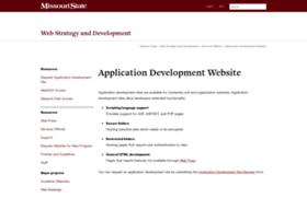 apps.missouristate.edu
