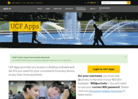 apps.ucf.edu