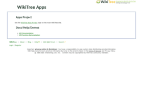 apps.wikitree.com