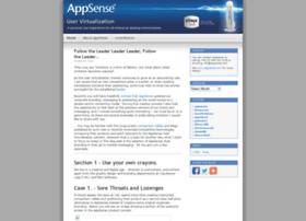 appsense.wordpress.com
