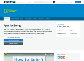 appsforenergy.challengepost.com