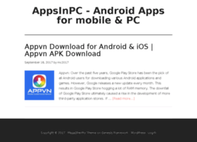 appsinpc.com