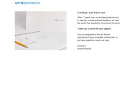 appsketchbook.com