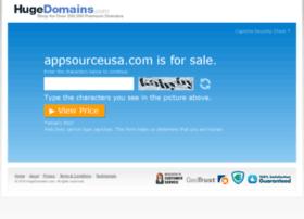 appsourceusa.com