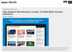 appsworth.com