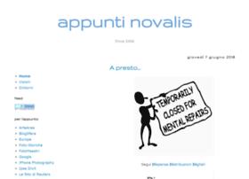 appuntinovalis.blogspot.com