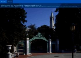 aprecruit.berkeley.edu