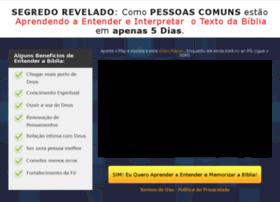 aprendaabiblia.com.br