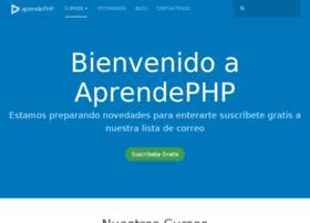 aprendephp.es