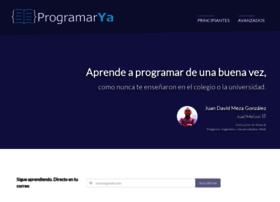 aprenderaprogramar.com.co