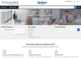 aprilaireparts.com