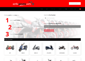 apriliagenuineparts.co.uk