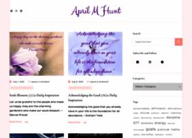 Aprilmhunt.com