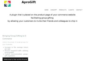 aprogift.com