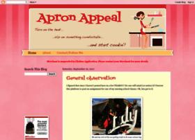 apronappeal.com
