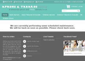 apronsandtabards.com
