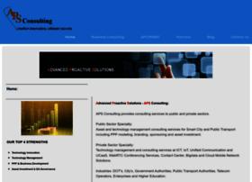 aps-consulting.com