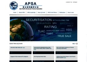 apsa-asia.com