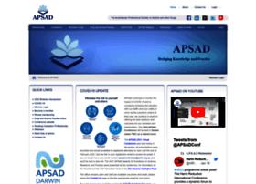 apsad.org.au