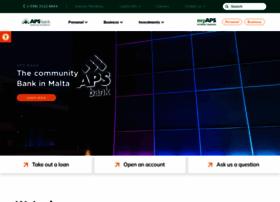 apsbank.com.mt