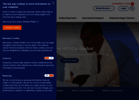 apsco.org