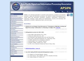 apsipa.org