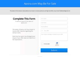 Apsira.com