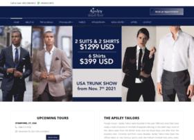 apsleytailors.com.hk