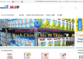 aptamil-hipp.de