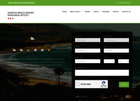 aptdc-haritha-beach-resort-vishakhapatnam.hotelsgds.com