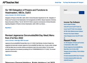apteacher.net