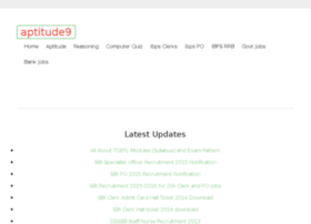 aptitude9.com