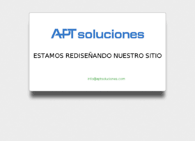 aptsoluciones.com