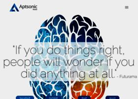 aptsonic.com