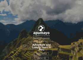 apumayo.com