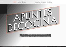 apuntesdecocina.com