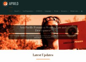 apwld.org