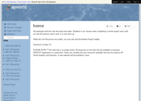 apworld.wikispaces.com