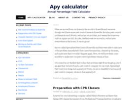 apycalculator.org