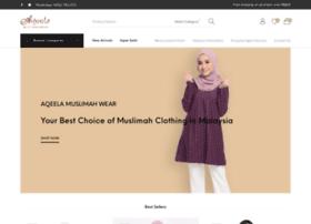 aqeela-muslimah.com