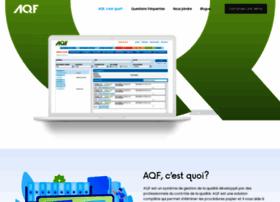 aqf-system.com