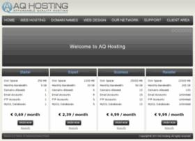 aqhosting.net