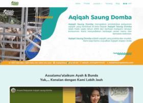 aqiqahsaungdomba.com