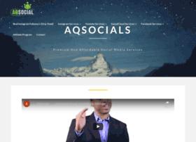 aqsocials.com