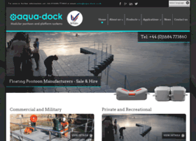 aqua-dock.co.uk