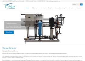 aqua-management.com